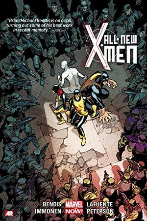 All-New X-Men: Deluxe Edition, Book 2