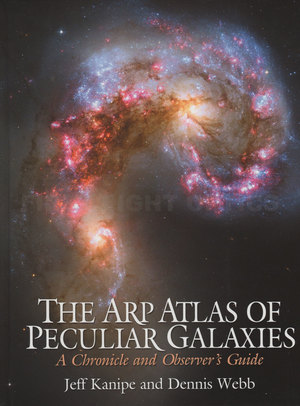Arp Atlas of Peculiar Galaxies, The