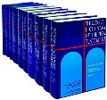 Theological Dictionary of the New Testament (10 Volume Set)