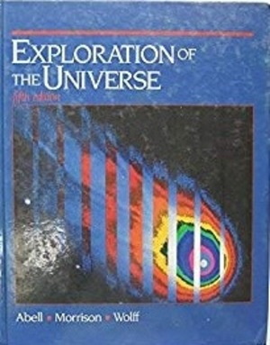 Exploration of the Universe