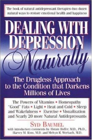 Dealing with Depression Naturally