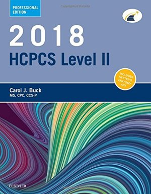 2018 HCPCS Level II Professional Edition, 1e