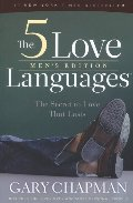 5 love languages, mens edition, the