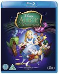 Alice in Wonderland 60th Anniversary Edition [Blu-ray] [Region Free]
