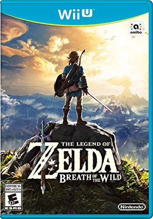 Legend of Zelda: Breath of the Wild - Wii U, The