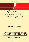 1 Corinthians (Tyndale New Testament Commentary Series)