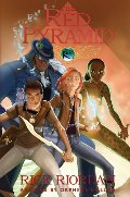 Kane Chronicles - Book One Red Pyramid: The Graphic Novel, The