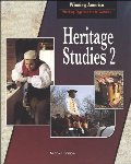 Heritage Studies 2 For Christian Schools: Winning America: Working Together in the Colonies ( Heritage Studies 2)