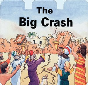 Big Crash (Shaped Board Books)