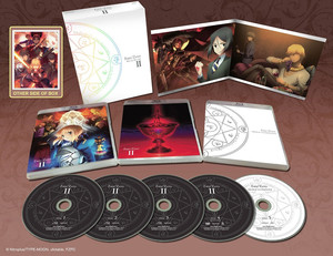 Fate/Zero Limited Edition Blu-ray Box Set 2
