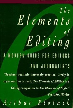Elements of Editing, The