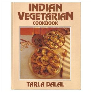 Indian Vegetarian cookbook