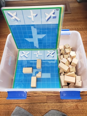 Blocks and Blueprints Kit