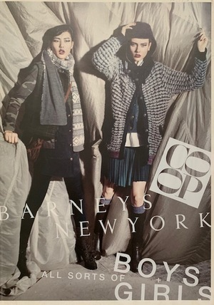 Barneys New York Fall/Winter 2010