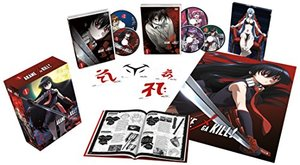 Akame ga Kill Collection 1 Collector's Edition (Blu-ray/DVD Combo)