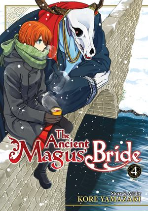 Ancient Magus' Bride vol 4