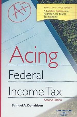 Acing: Federal Income Tax