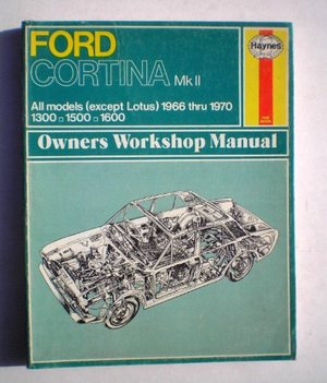 Ford Cortina Mark 2 Owner's Workshop Manual