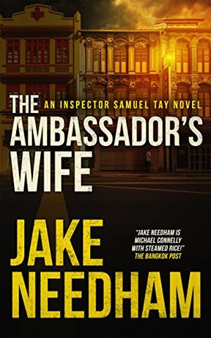 Ambassador's Wife, The (Inspector Samuel Tay Mysteries) (LARGE!)