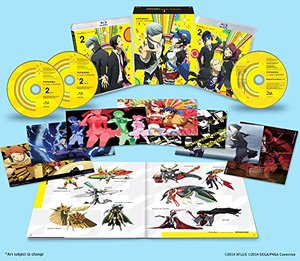 Persona 4 the Golden ANIMATION Volume 2 (Blu-ray)
