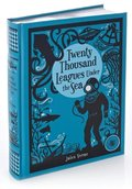 Twenty Thousand Leagues Under the Sea Leatherbound