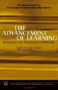 Advancement of Learning: Building the Teaching Commons, The