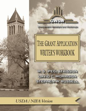 Grant Application Writer's Workbook, The