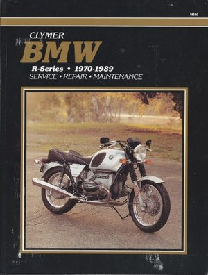 Clymer BMW R-Series, 1970-1989 Service - Repair - Maintenance ( Motorcycle )