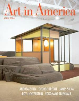 Art In America Magazine (April 2006) #4, Andrea Zittel
