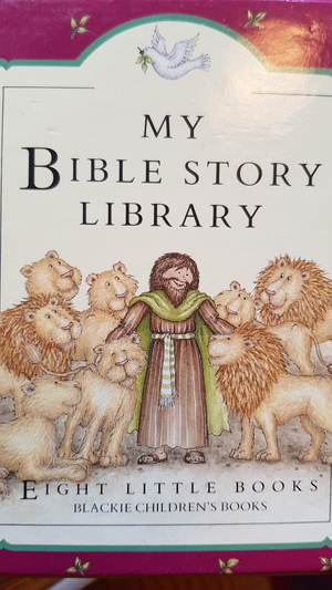 My Bible Story Library