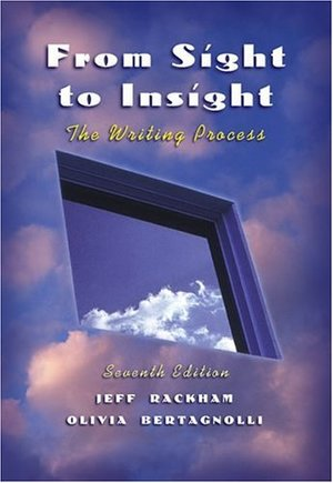 From Sight to Insight: The Writing Process