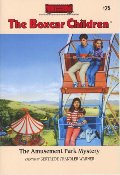 Amusement Park Mystery (The Boxcar Children Mysteries #25), The