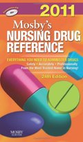 2011 Mosby's Nursing Drug Reference