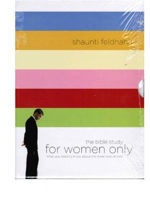 For Women Only the Bible Study