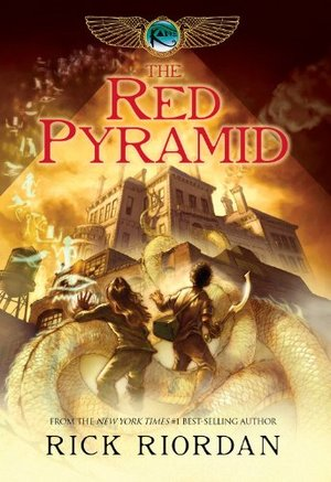 Red Pyramid (The Kane Chronicles, Book 1), The