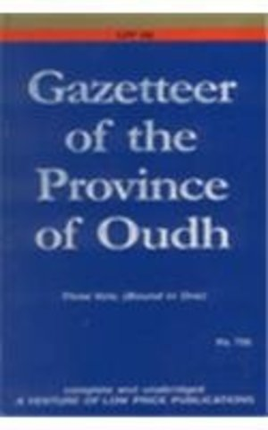 Gazetteer of the Province of Oudh