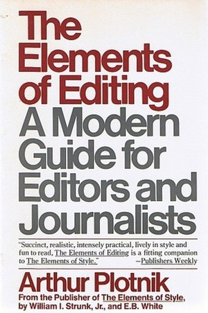 Elements of Editing