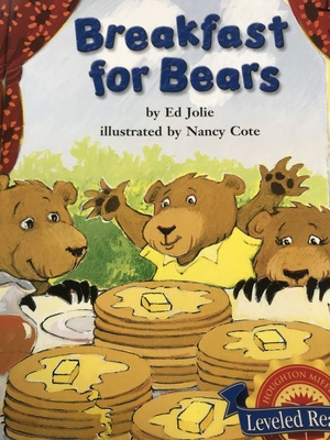 Breakfast for Bears (5)