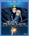 Howl's Moving Castle (Two-Disc Blu-ray/DVD Combo)