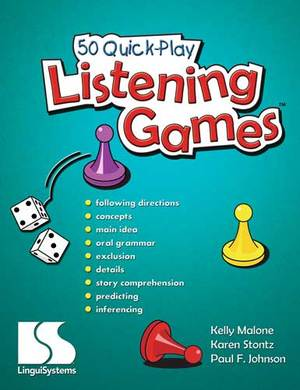 50 Quick Play Listening Games
