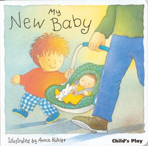 My New Baby board book P63
