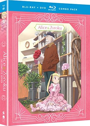 Alice & Zoroku: The Complete Series (Blu-ray/DVD Combo)