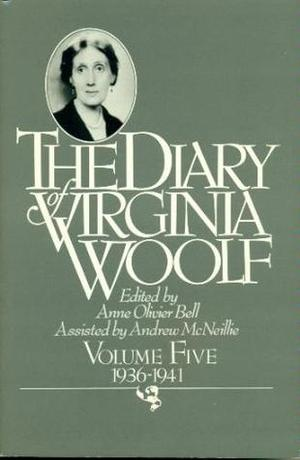 Diary of Virginia Woolf, Vol. 5: 1936-1941, The
