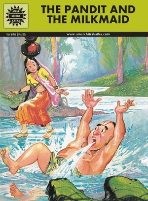 Pandit and the Milkmaid: Tales Told by Sri Ramakrishna (646)