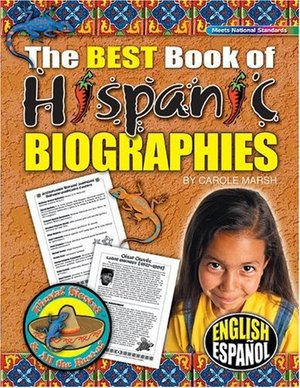 Best Book of Hispanic Biographies (Fiesta! Siesta! and All the Rest-A!), The