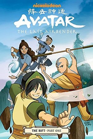 Avatar: The Last Airbender - The Rift, Part 1