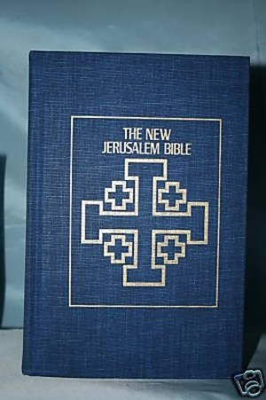 New Jerusalem Bible, The
