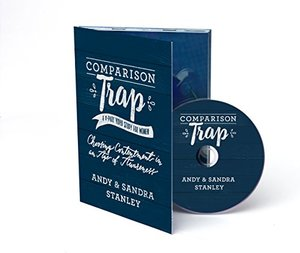 Comparison Trap - DVD Study for Women 4 Sessions