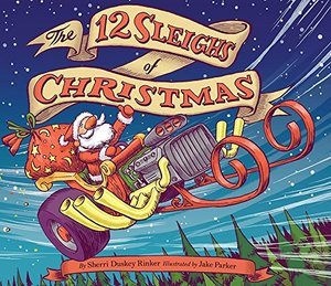12 sleighs of Christmas, The