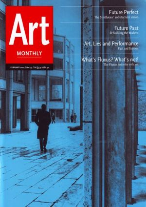 Art Monthly 273: February 2004